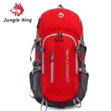 Jungle King, сумка для велосипеда, водонепроницаемая, устойчивая к разрыву, нейлоновый рюкзак для кемпинга, пешего туризма, профессиональная сумка для альпинизма, 45л