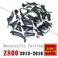 Matte black complete fairing fit for kawasaki z800 2013 2014 2015 2016 ABS plastic motorcycle Carenes new product