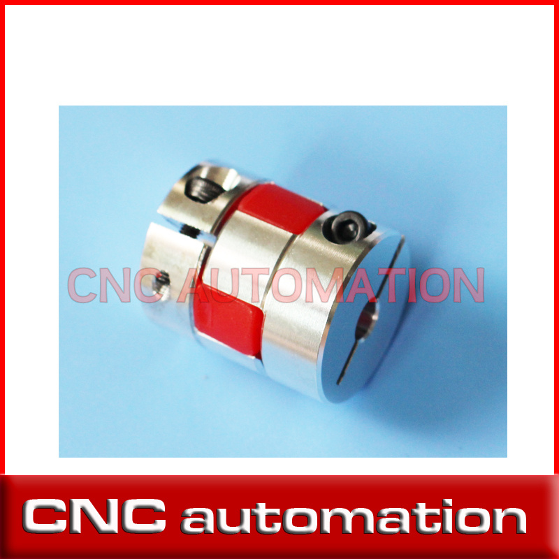 "10mm x 3//8/"" Small Jaw Coupler Ballscrew CNC Shaft Spider Stepper Motor Coupling"