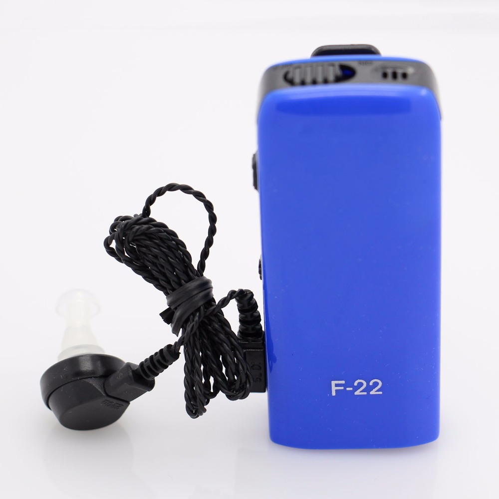 Best Hearing Aid personal sound amplifier F-22 ear Hearing Aids Ear Care Health Products Adjustable Hearing Aids for the Deaf