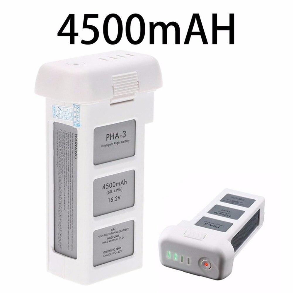 15 2V 4500mAh Standard Intelligent LiPo Battery High Capacity Drone Battery For DJI Phantom 3 Standard