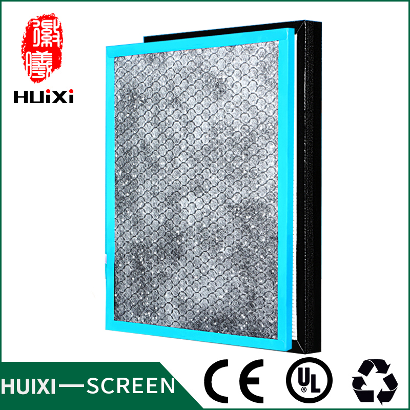 Hepa filter and activated carbon filter with high efficiency of air purifier parts for KJ30FE-NV  KJ30FE-NV1 etc high efficient filter kits formaldehyde filter activated carbon filter hepa filter for ac4002 ac4004 ac4012 air purifier