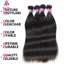 Sexy Formula Hair 6A Unprocessed Mongolian Hair Straight 4 Bundles Mocha Hair Mongolian Kinky Straight Hair Black Friday Deals