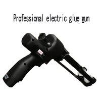 Двойной трубы гидравлические клей пистолет трудосберегающих клеевой пистолет Электрический Смарт плитка красоты шов клеевой пистолет стр