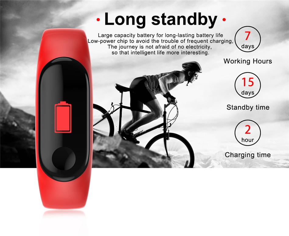 Watch sports intelligent Battery