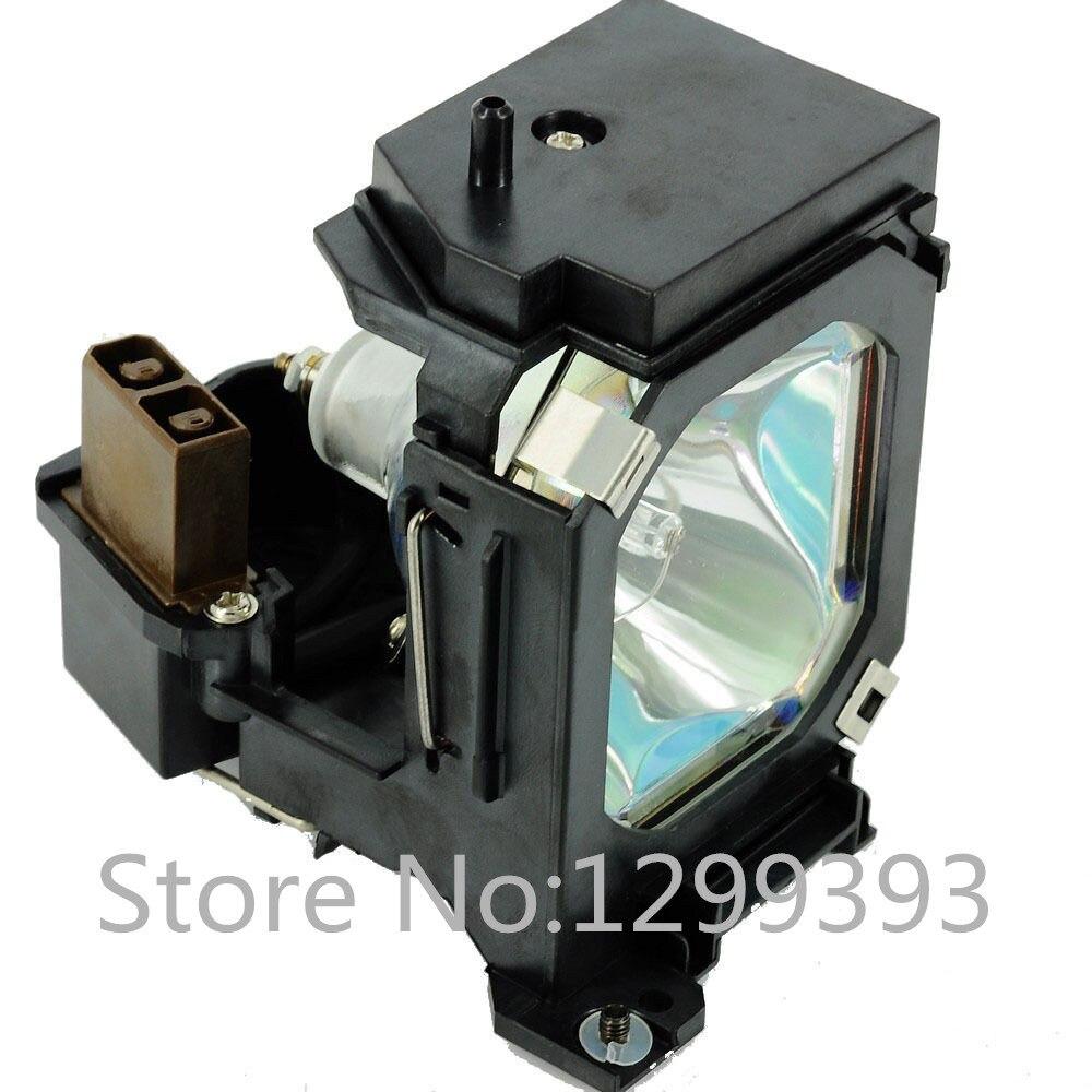 ELPLP12 for   PowerLite 7600p /7700p EMP-5600/7600/7700 Compatible Lamp with Housing  Free shipping виброплита калибр бвп 12 5600