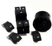 Factory direct sale Headlight Switch window switch for VW jetta golf 5 tiguan passat CC 5KD 941 431A 1F0 959 855 1K4 959 857