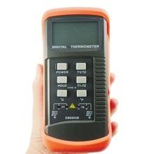 Contact thermometer, DM-6802B dual channel thermometer, DM6802B digital thermometer legnoart терка gc 20 35 см венге 002 022900 002 legnoart