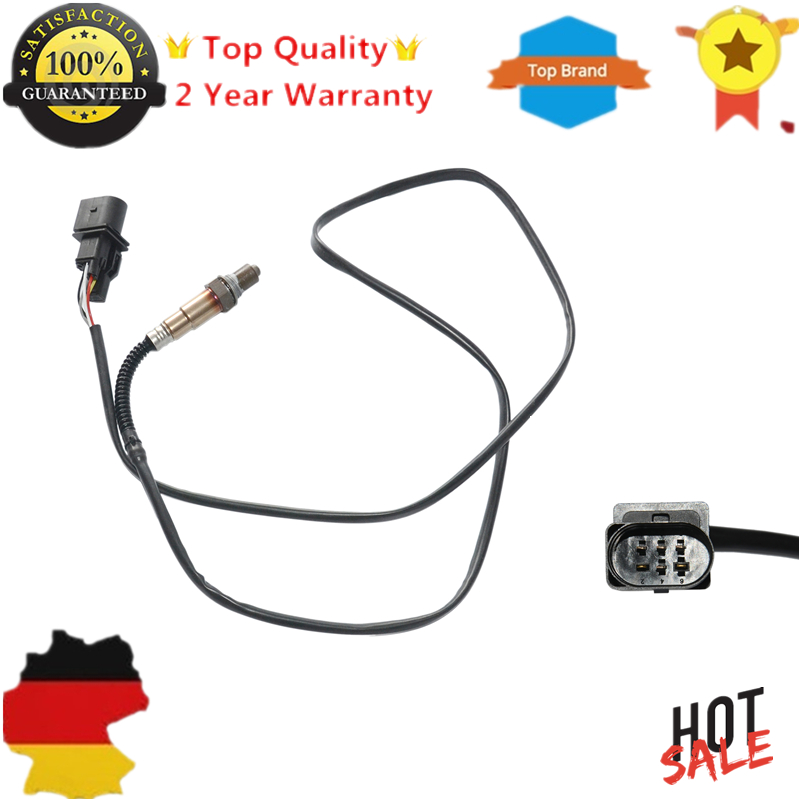 Lambda / Oxygen Sensor For Audi A3 A4 A8 TT VW Bora Golf Polo New Beetle Skoda Octavia Superb