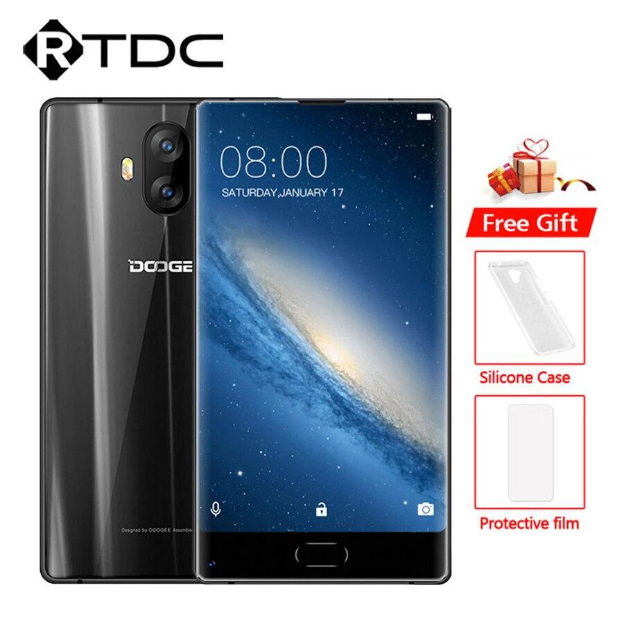 Original DOOGEE MIX Lite Android 7.0 4G téléphone portable 5.2 MT6737 2 GB RAM 16 GB ROM 3080 mAh double 13 + 8 MP empreinte digitale OTA Smartphone-in Mobile Téléphones from Téléphones portables et télécommunications on AliExpress - 11.11_Double 11_Singles' Day 1