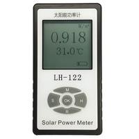 Solar Power Meter Tester Radiometer Sunlight Radiation Intensity Transmittance Blocking Reflectance Adiabatic Glass Solar Film