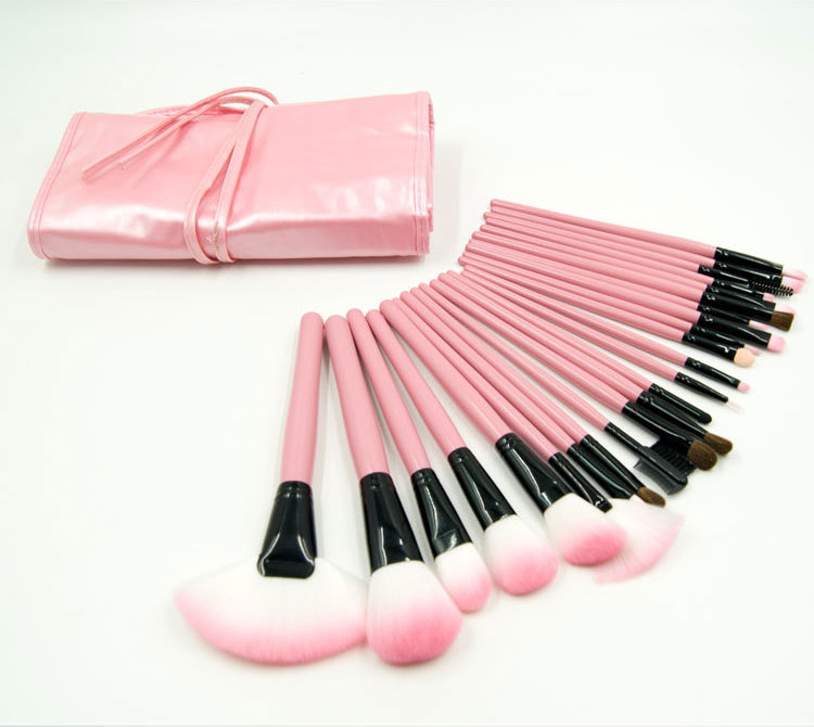 Professional Makeup Brush Set 24pcs High Quality Makeup Tools professional makeup brush set 12pcs high quality makeup tools