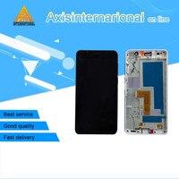 5.0 ''화웨이 명예 6 H60-L02 H60-L12 H60-L04 이중 또는 단일 Axisinternational LCD 스크린 디스플레이 + 터치 디지