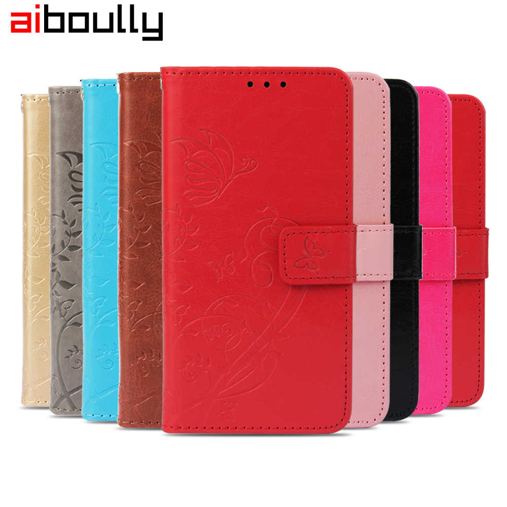 c5387506b95 Retro PU Leather Flip Cover Cases For Samsung Galaxy Ace NXT SM-G313H SM-