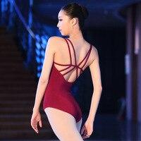 여름 성인 여성 여자 발레 댄스 레오