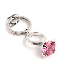 Брелок milesi ja029 Женский в форме кольца сувенир для девушек