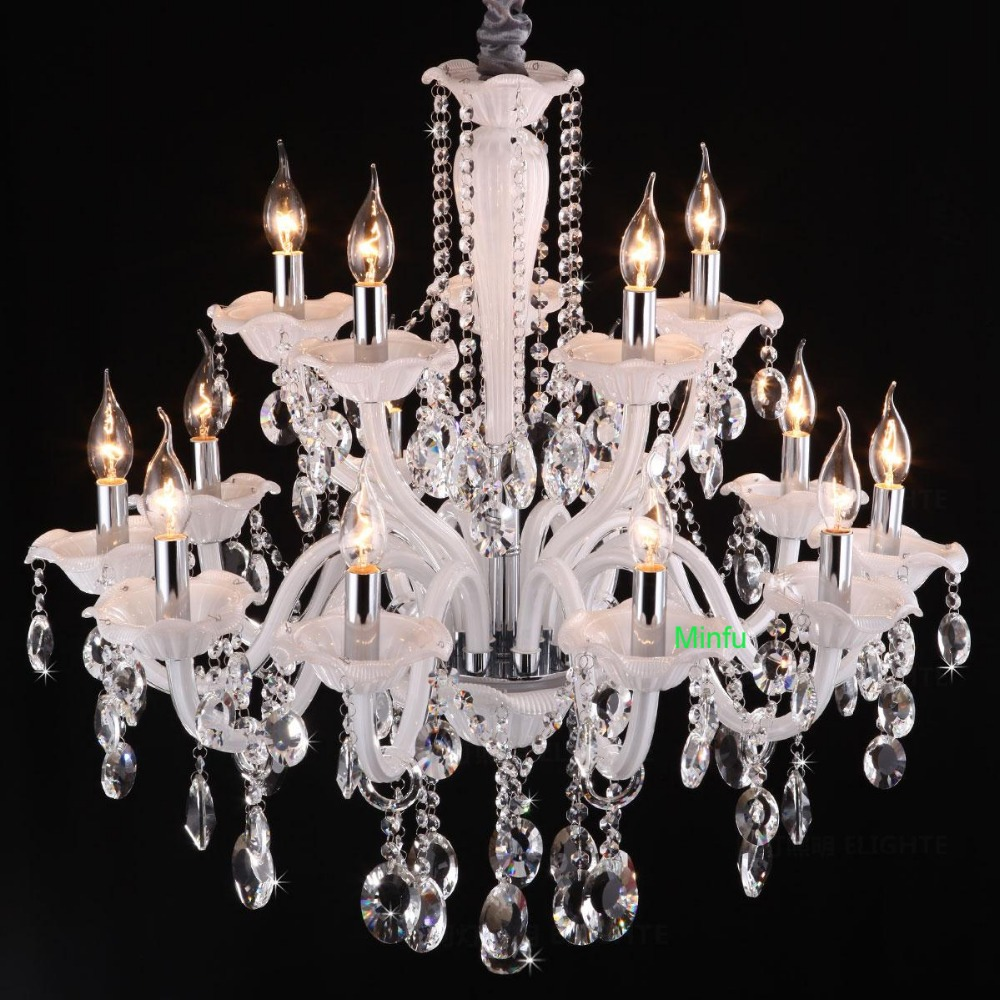 White chandelier lighting for dining room modern crystal chandeliers white chandelier lighting for dining room modern crystal chandeliers bedroom chandelier hanging chandelier crystals chain in chandeliers from lights arubaitofo Gallery