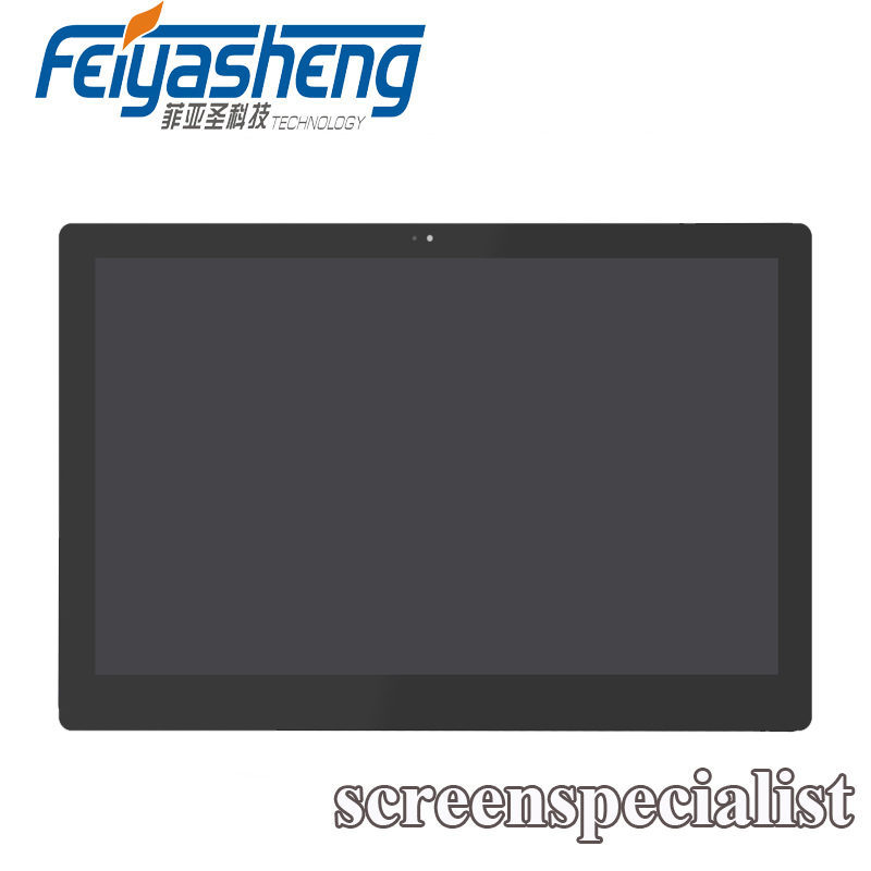15.6 Laptop Touch Digitizer Replacement For Dell Inspiron 15 7568 2 In 1 3840x2160 4k Lcd Screen Display Panel Assembly Activating Blood Circulation And Strengthening Sinews And Bones Computer & Office
