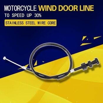 Línea de amortiguación de Cable de estrangulación de carburador para HONDA CBR400RR NC29 CBR400 29 MC29 accesorios de motocicleta