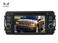 4UI intereface combined in one system CAR DVD PLAYER FOR Chrysler Sebring Aspen 300C Cirrus/Jeep Compass Grand Cherokee Wrangler