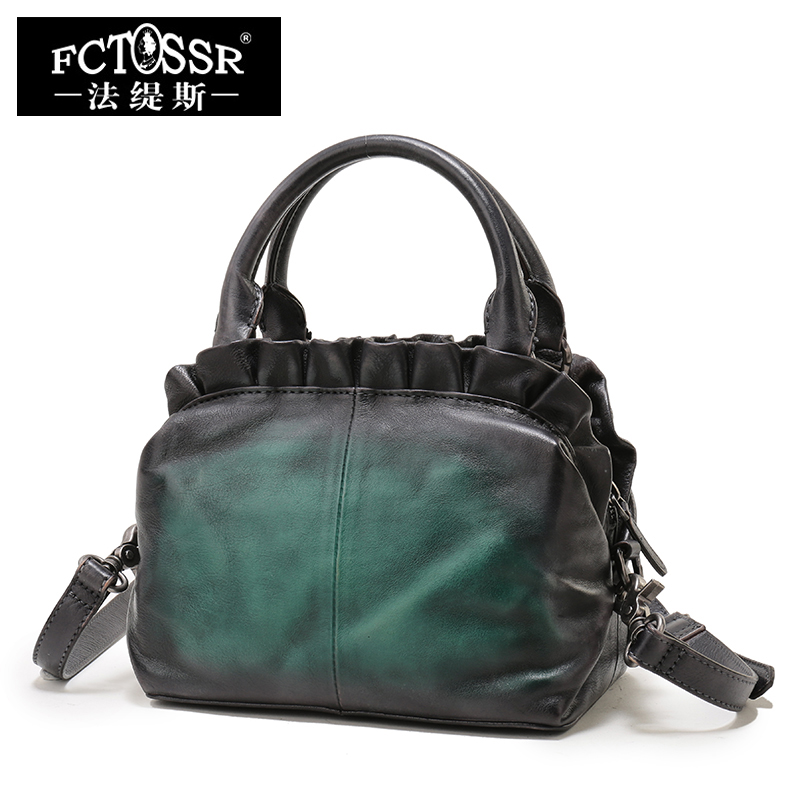 Small Bags Leather Women Handbags 2019 Latest Top-handle Shoulder Bag Handmade Genuine Leather Ladies Messenger Crossbody BagSmall Bags Leather Women Handbags 2019 Latest Top-handle Shoulder Bag Handmade Genuine Leather Ladies Messenger Crossbody Bag