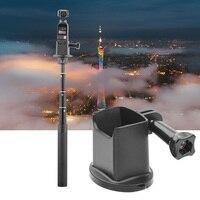 Base Adapter Bracket Tripod Extension Stick Kit for DJI OSMO POCKET Camera Stabilizer SL@88