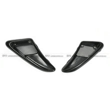 FRP Fiber Glass EP Style Side Vent Fit For Porsche 2006-2012 Cayman Boxster S Car Styling