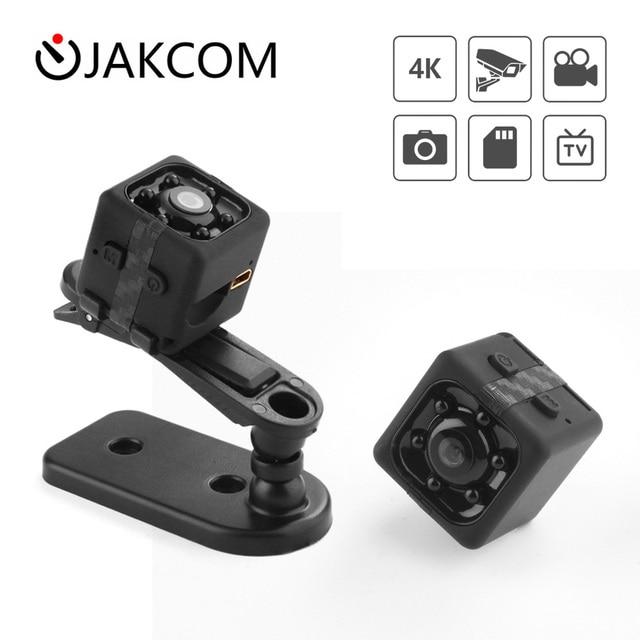 Jakcom CC2 Compacto Inteligente À Prova D' Água Câmera de Visão Noturna Movimento Gravador 1080 p Amplo Ângulo de Greate Sensor COMS Câmera Esporte Ao Ar Livre