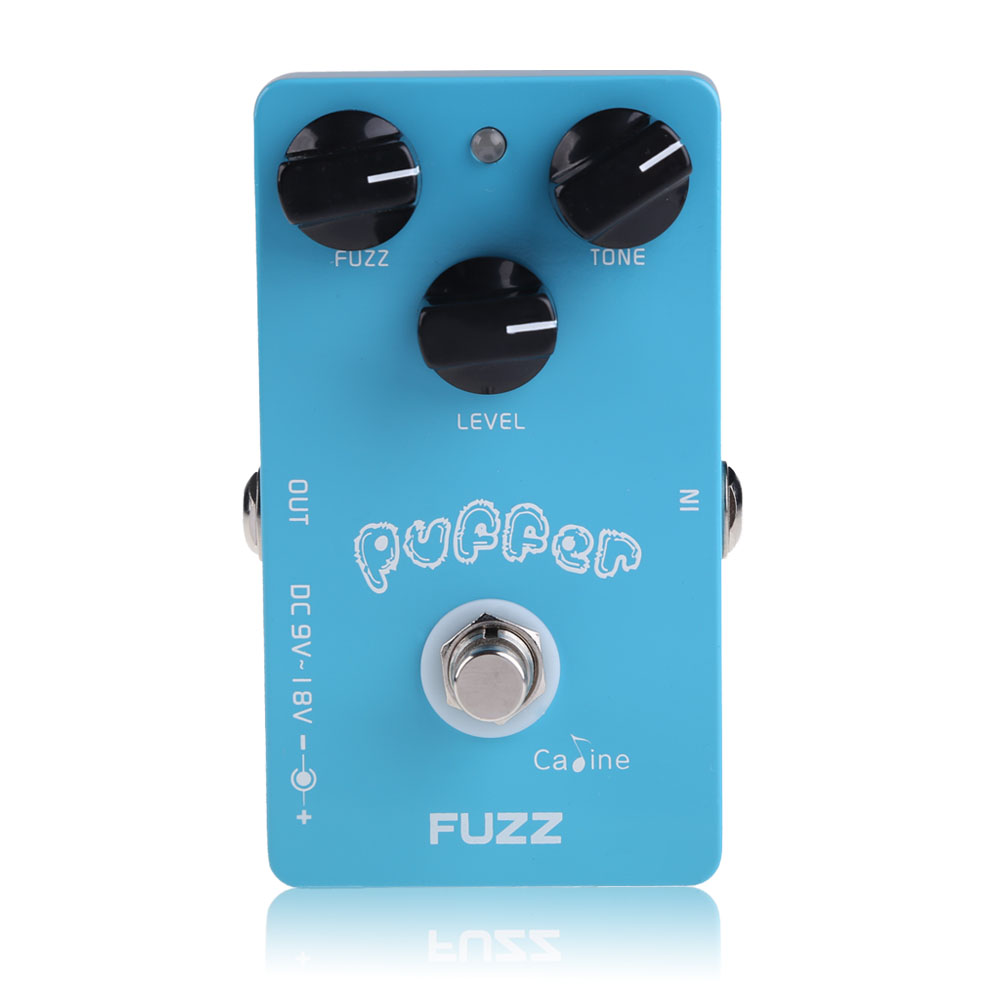 CP-11 Compressor Guitar Digital Delay Pedal Puffer FUZZ Guitar Effects Guitar Digital Delay Pedal Effect Pedal стоимость
