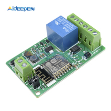 ESP8266 ESP-12F Relay Module 10A 220V Network Relay WIFI Module 4 Laye