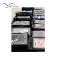 Card Printing Machine, Plastic ID Card/ IC Card/ PVC Card Printer with Single Side and Dual Side Optional AR LEDMini6
