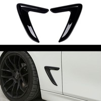 For BMW 3 Series F30 F35 ABS Side Wing Air Vent Outlet Cover Trim 2013 2017