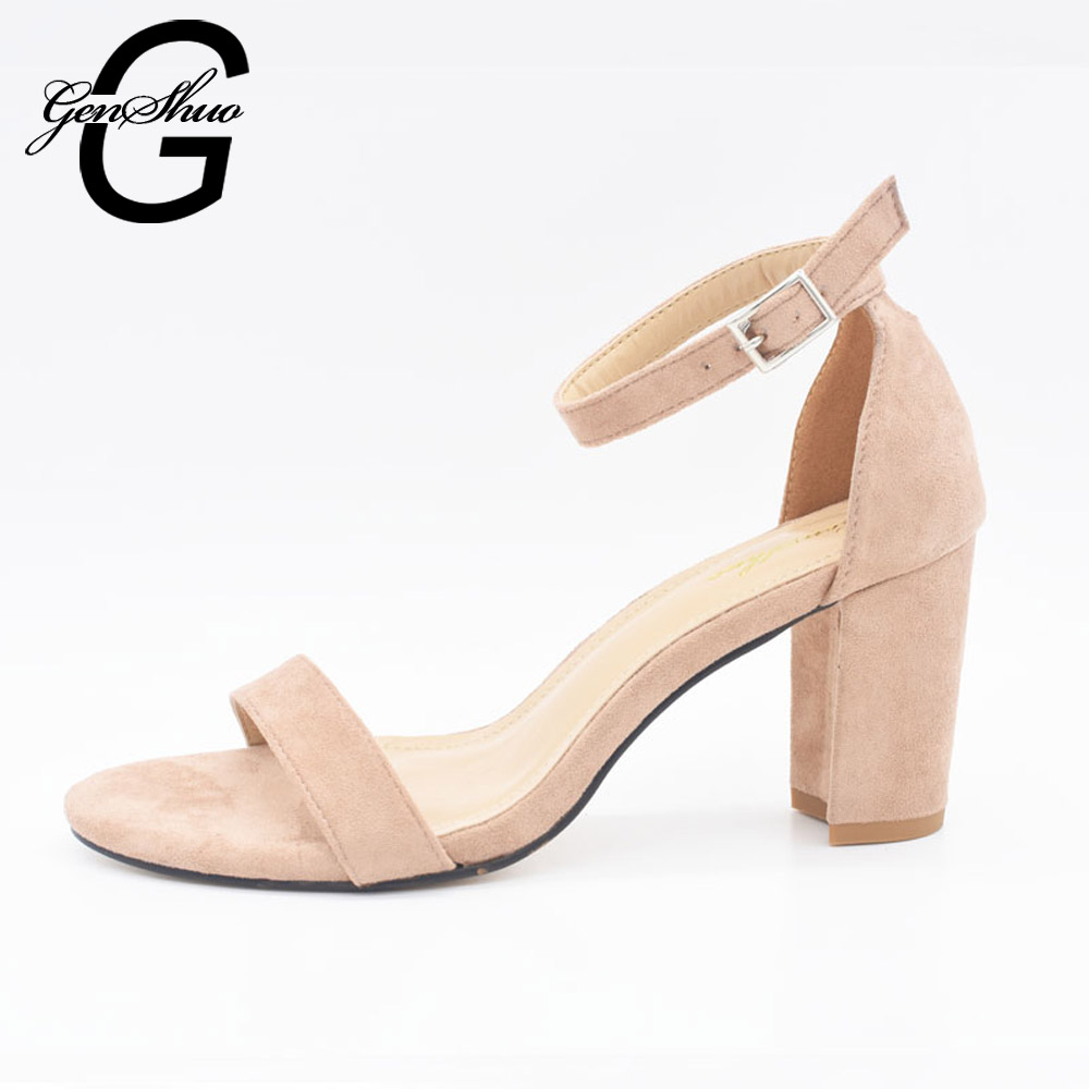123 New Arrivals 2017 Summer Fashion High Heel Black Gladiator Sandals Women Gladiator Rome Sandals Summer
