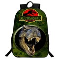 Sales Promotion 16-Inch Printing Animal Dinosaur Big Kids Baby Bags Womens School Bag for Children Backpack Boys Schoolbag Girls