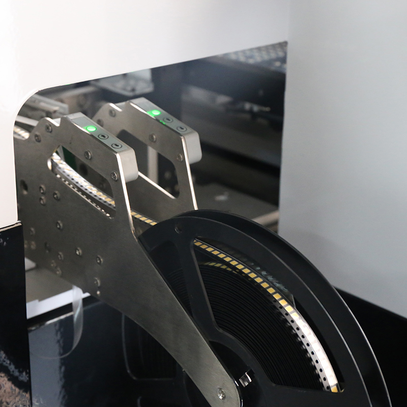 US $11000 0  Buy NeoDen Easy Use Automatic PCB Printing with 2 Cameras max  12 Feeders Desktop-in Pneumatic Tools from Tools on Aliexpress com  