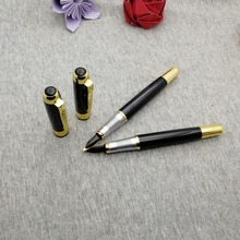500 pcs For SALE good quality Fountain Pen 10pcs a lot best corporate Christmas gifts with logo and brand made free