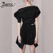 Dress Bustline Clubwear Mini