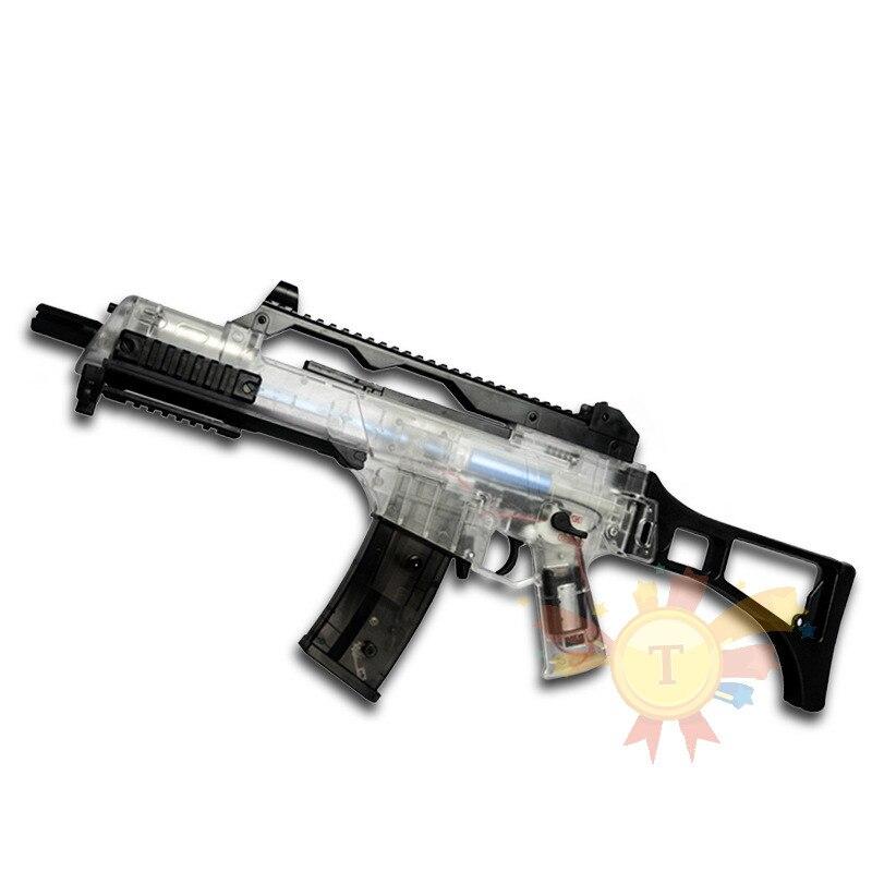 JM pistolet à gel d'eau kriss vector v2 M4A1-J9 gen 9 matériel électronique en Nylon pistolets jouets pour enfants