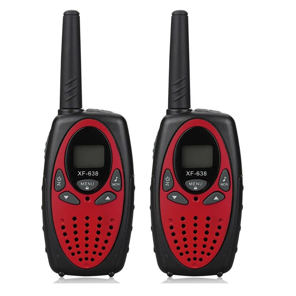Walkie-talkie 0.5w Handheld Children's Toy  Walkie-talkie 2PCS