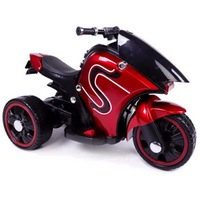 Free shipping Children Safety Motor driven Motorcycle 2 6 Year Can Sit People Bring Music Charge Remote Control Toys Tricycle