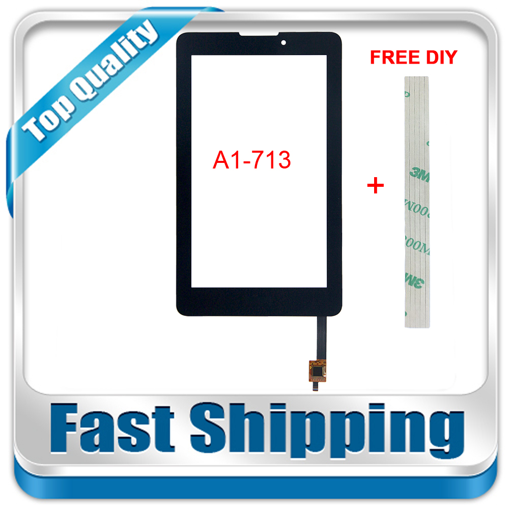 New For Acer Iconia Tab 7 A1-713 Replacement Touch Screen Digitizer Glass 7-inch Black