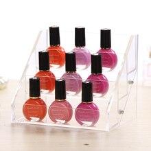 M Acrylic Cosmetics Organizer Acrylic Nail Polish Holder Nail Polish Display Nail Polish font b Rack