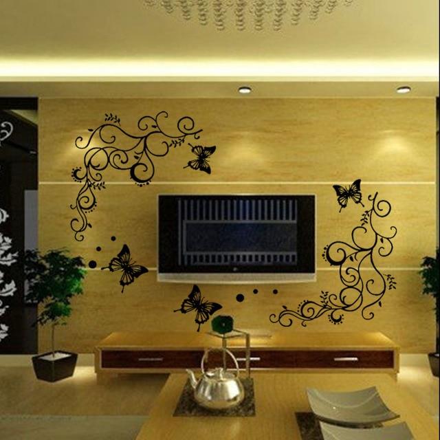 Calssic Butterfly Wall Sticker 6