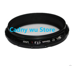 NEW Lens Repair Part For Canon EF 50mm F/1.2 L 50mm 1.2 USM Front UV Hood Ring Replacement Filter Ring YG2-2385-020