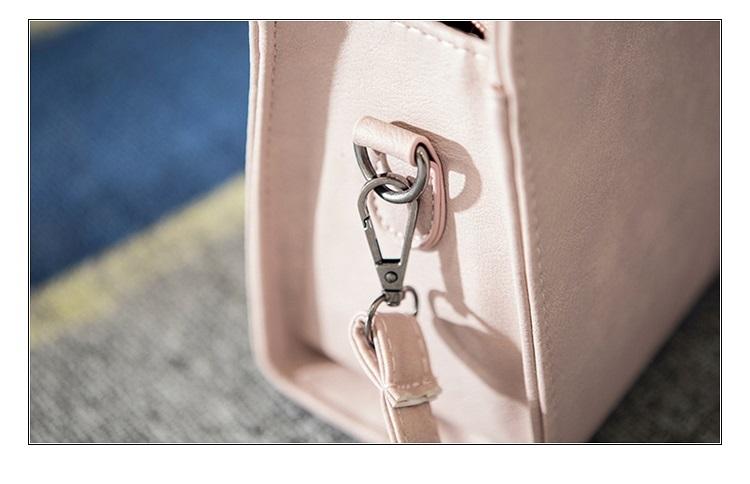 Fashion Small Fresh Flap Leisure Messenger Women's Bag
