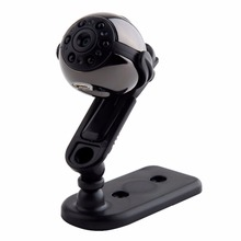 ENKLOV Mini Camera HD Video 1080P Indoor IR-CUT Night Vision CCTV Home Security Camera Sport Micro Cam with Mic