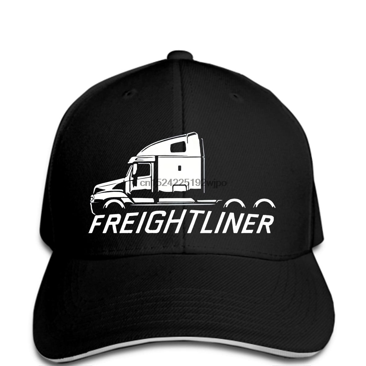 Men Baseball cap Freightliner Century Truck Classic Outline Design cap  funny cap novelty cap women cf3c429f8d68