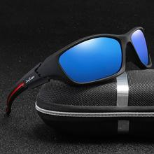 Polarized Sunglasses Men Night Vision Driving Sports Sun Glasses Women Vacation Luxury Brand Design Gafas with Logo Longkeeper