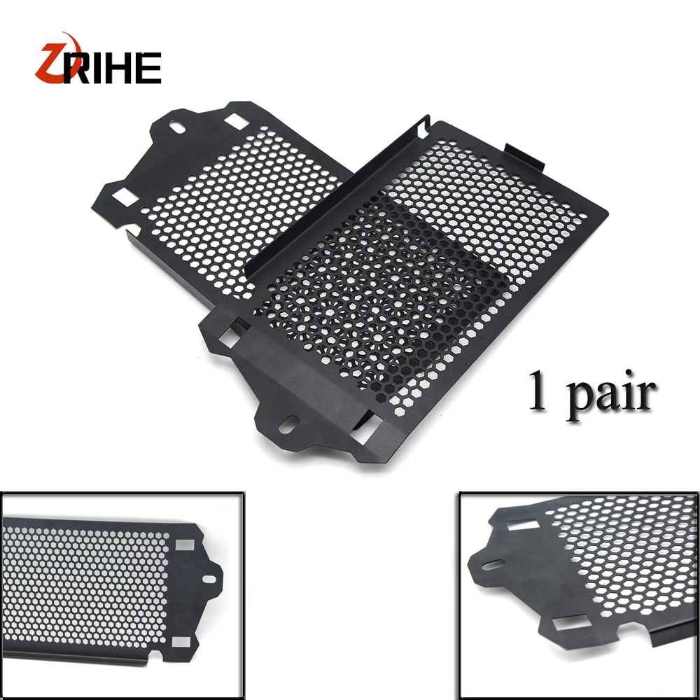 Motorcycle Accessories Radiator Guard Protector Grille Grill Cover for BMW R1200GS R 1200 GS ADV Adventure 2013 2014 2015 2016 hot motorcycle headlight head light grill guard cover protector for bmw r1200gs adventure 2013 2014 2015 2016 r 1200gs 1200 gs