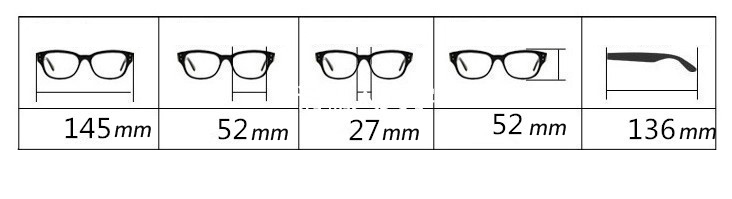 vintage round sunglasses women male details (1)